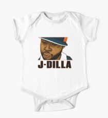 J DILLA  One Piece - Short Sleeve