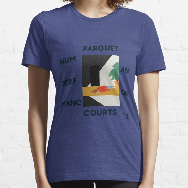 Parquet Courts Human Performance Essential T-Shirt