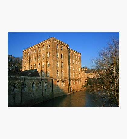 Abbey Mill Photographic Print