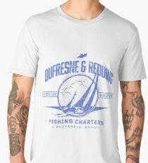 Dufresne and Redding Fishing Charters Men's Premium T-Shirt
