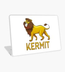 Kermit Lion Drawstring Bags Laptop Skin