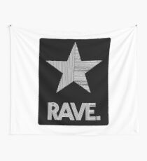 Rave Star #1 Wandbehang