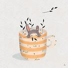 «Petit lapin» de carosurreal