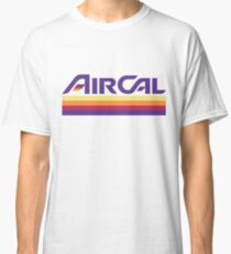AirCal Logo Defunct Airline Classic T-Shirt