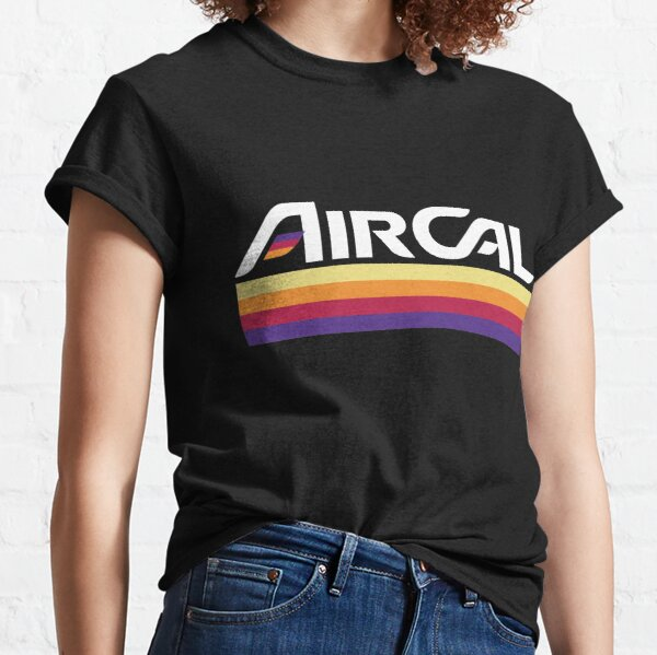 AirCal Defunct Airline Logo  Classic T-Shirt