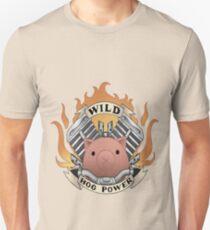 Wild Hog Power Unisex T-Shirt