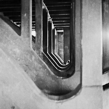 under the bridge #1 by JuileeP