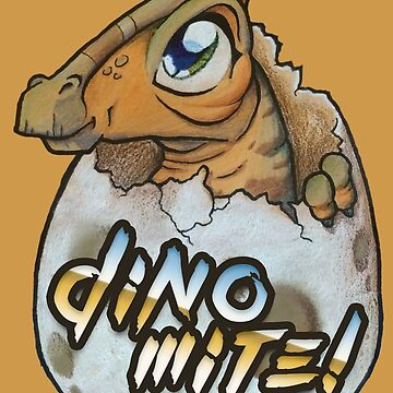 DINO MITE! by knightsofloam