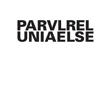 Parallel Universe by TheLastEdition