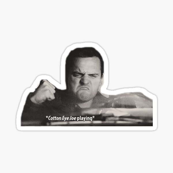 nick miller 14 Sticker