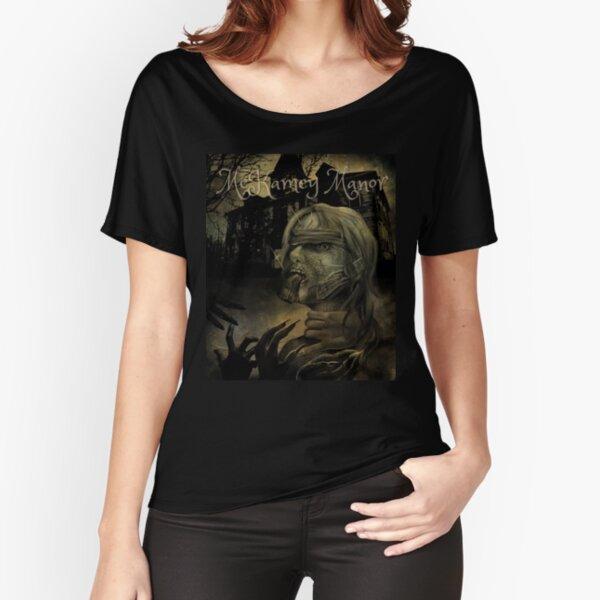 McKamey Manor Fan Art Design Relaxed Fit T-Shirt