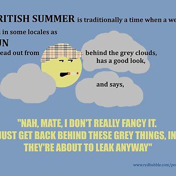 The British Summer by masqueblanc
