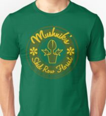 Mushnik's Skid Row Florist Slim Fit T-Shirt