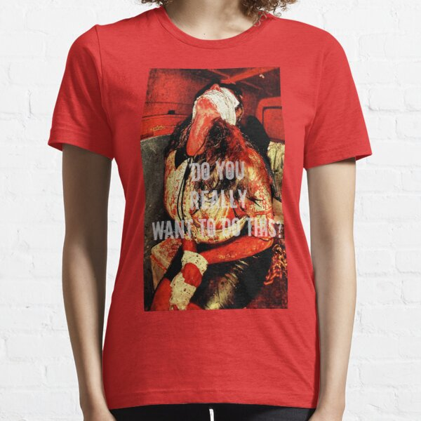 Bloody Holly Design Essential T-Shirt