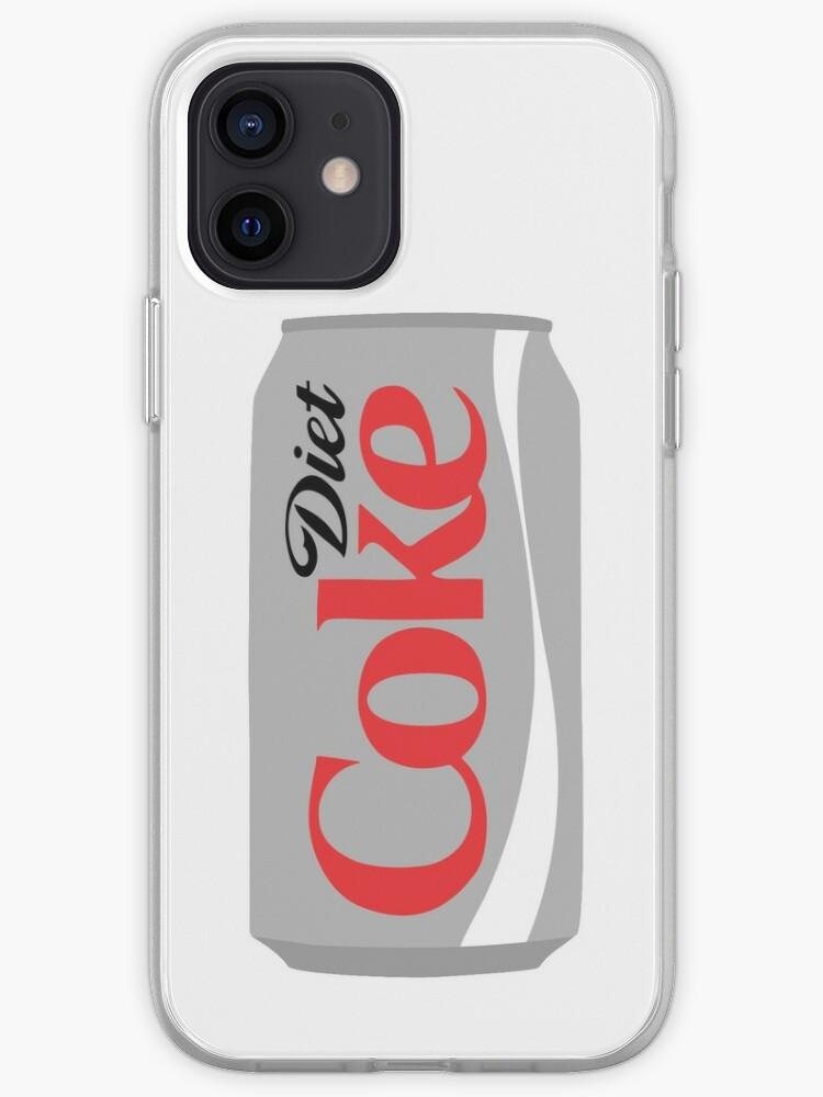 Coca light | Coque iPhone
