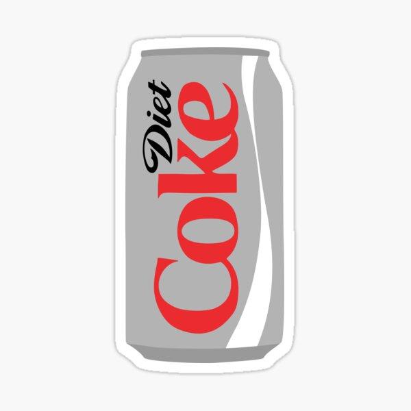 Diet Coke Sticker