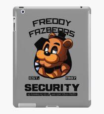 Freddy Fazbear's Security iPad Case/Skin