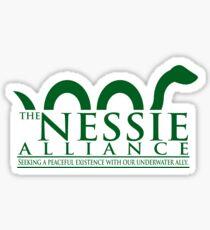 The Nessie Alliance Sticker