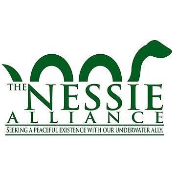 The Nessie Alliance by clockworkmonkey