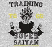 TRAINING TO GO SUPER SAIYAN  | Unisex T-Shirt