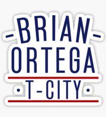 Brian Ortega! Sticker