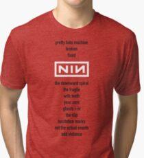 22.86 N Tri-blend T-Shirt