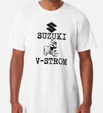 suzuki v-strom  Long T-Shirt
