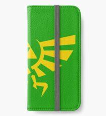 Hylian Crest iPhone Wallet/Case/Skin
