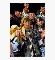 Folklore Photographic Print