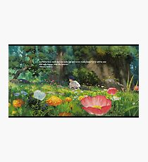 Arrietty Photographic Print