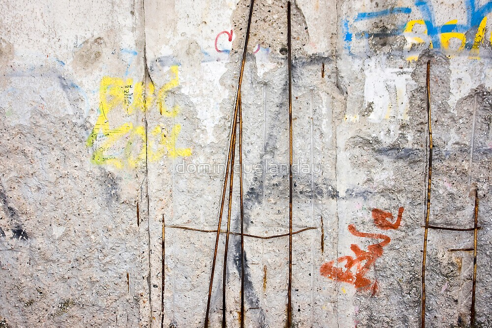 The Wall by dominiquelandau