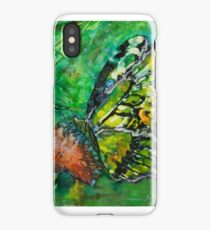 Garden Jewel The Vivid Canvas iPhone Case