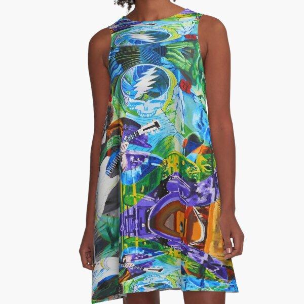 Englishtown '77 A-Line Dress