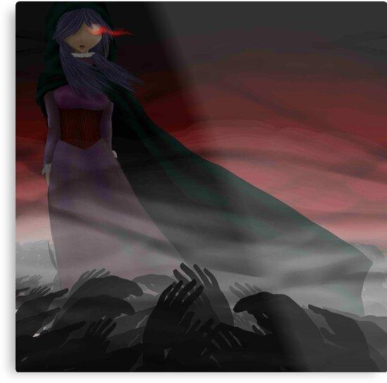 Dark Mistress by AnimeGamerGirl