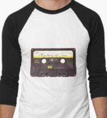 Mystery Of Love Cassette  Baseball ¾ Sleeve T-Shirt
