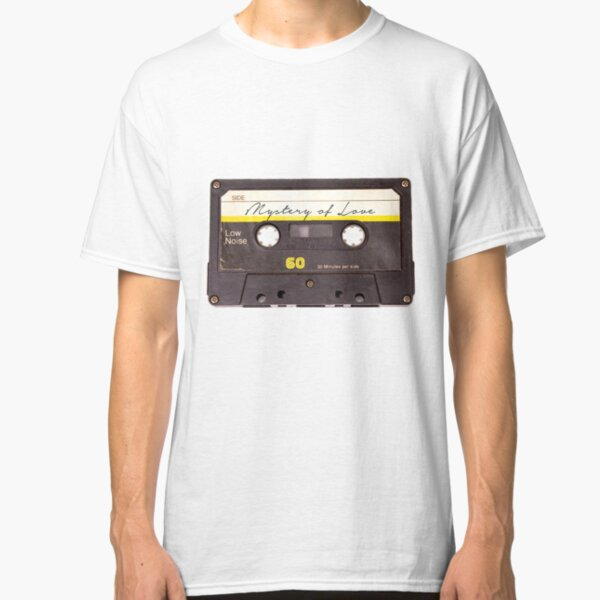 Mystery Of Love Cassette  Classic T-Shirt