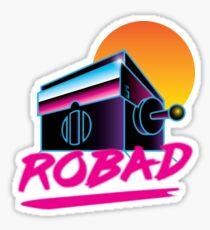 March of Robots 15 (2018) Sticker