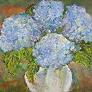 Endless Summer Hydrangea by TheVividCanvas