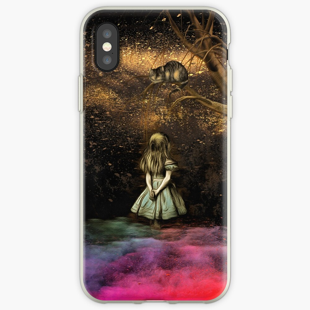 Magical Wonderland Funda y vinilo para iPhone