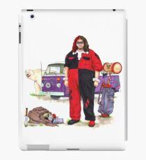 Hurley Quinn Lost/Batman Mashup iPad Case/Skin
