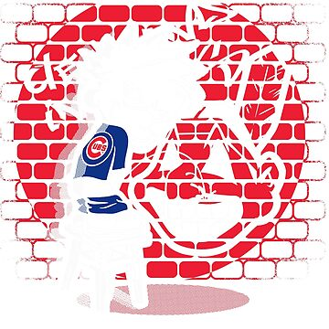 Chicago Cubs by jaybeebrands