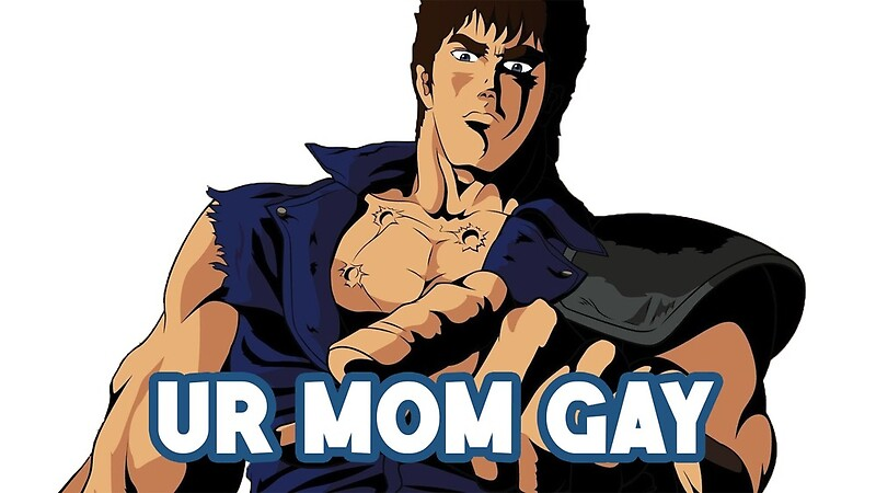 We can't even say we're the only gay mums