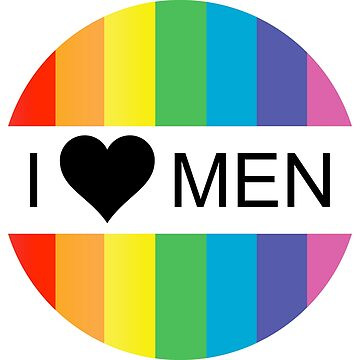 i heart men by chromatosis