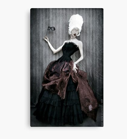 Dear Marie Canvas Print