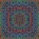 Organic Geometric Pattern by omsah