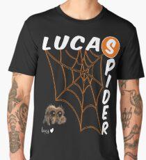 lucas the spider real printable lucas the spider merch shirt  Men's Premium T-Shirt