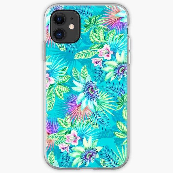 passion fruit  iPhone Soft Case