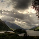Glenfinnan, Scotland by Gaurav Dhup