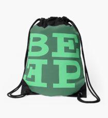 Beep (hanger logo) Drawstring Bag