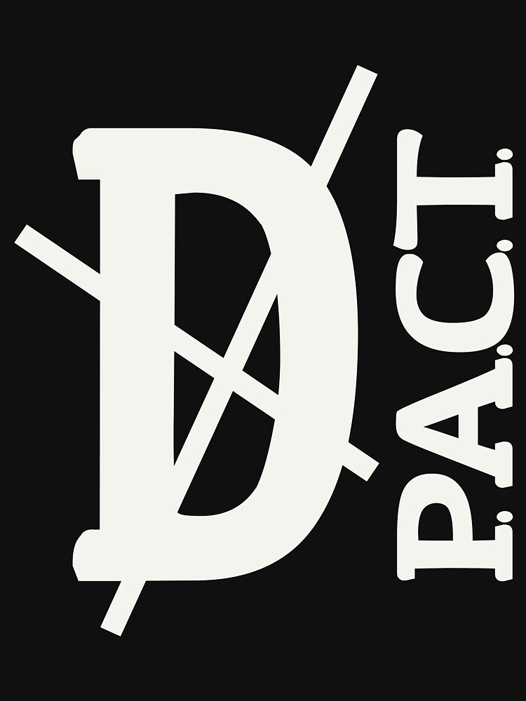 Death P.A.C.T. (hanger logo) by jacknjellify